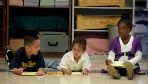 second_grader_bethune_elementary