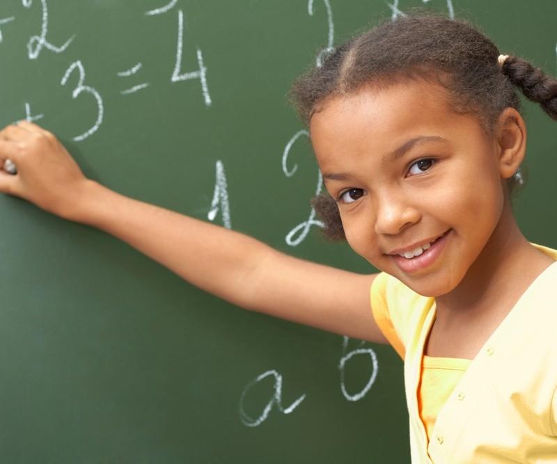 young_black_woman_math