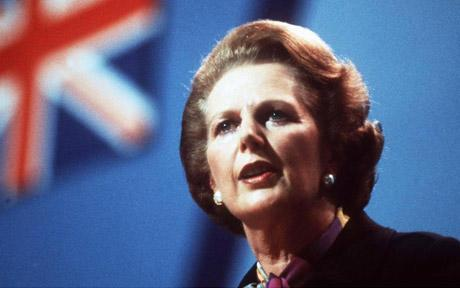The school reform movement needs more Margaret Thatchers. Not less.