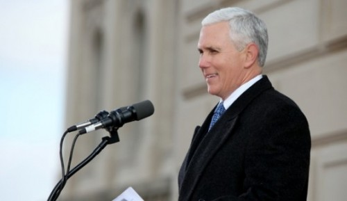 For Indiana Gov. Mike Pence, the latest sparring match is an opportunity for him to do the right thing and overhaul the state's byzantine education governance structure.
