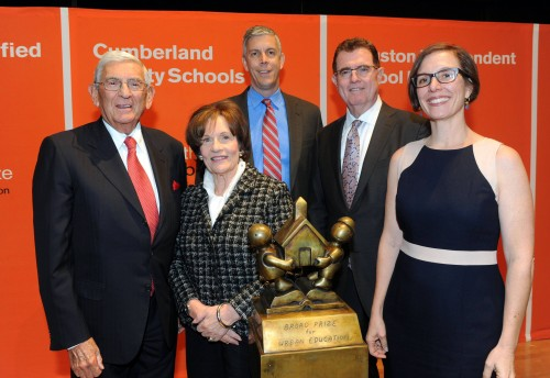 Houston School District Wins 2013 Broad Prize
