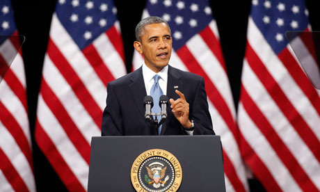 Barack Obama immigration speech